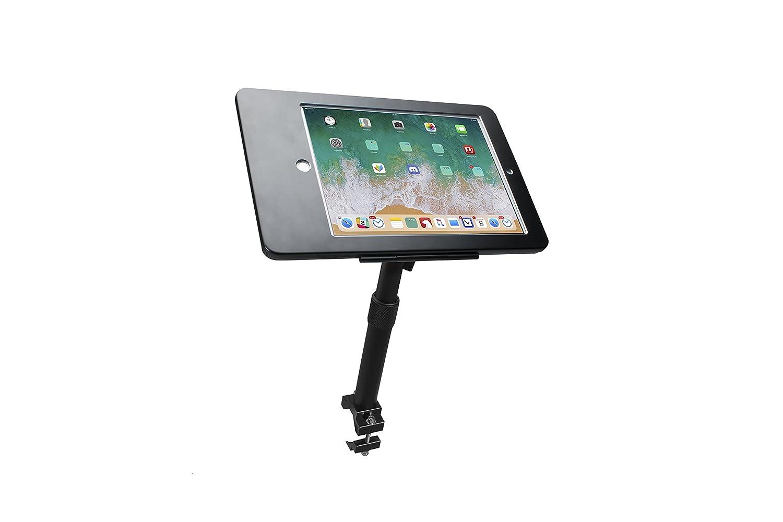 CTAデジタルpad-hatg9 height-adjustable tube-gripセキュリティマウントfor Ipad Pro 9.7、iPad gen. 5 – 6、およびiPad air   B07DL3Q1RM