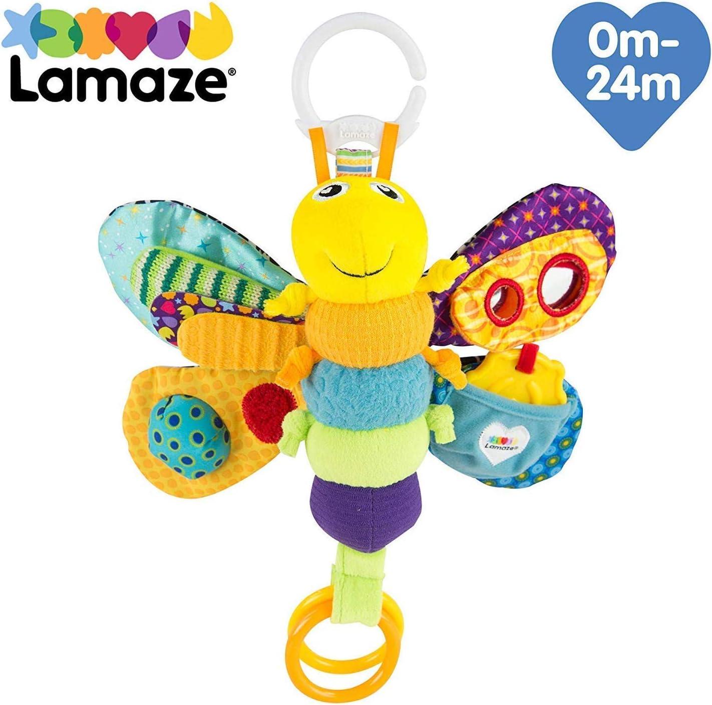 Lamaze Freddie la Luciernaga Juguete Bebé, 0-24 meses (BIZAK 30697024) , color/modelo surtido