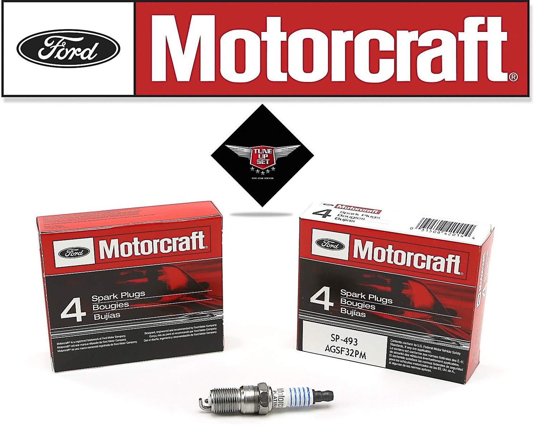 Amazon.com: Tune Up Kit 2006 Ford F150 4.6L V8 Ignition Coil DG508 Spark Plug SP493 PA4878: Automotive