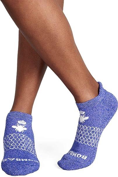 ae25bd4335c1e Bombas Women's Originals Ankle Socks, (Violet, Medium) …