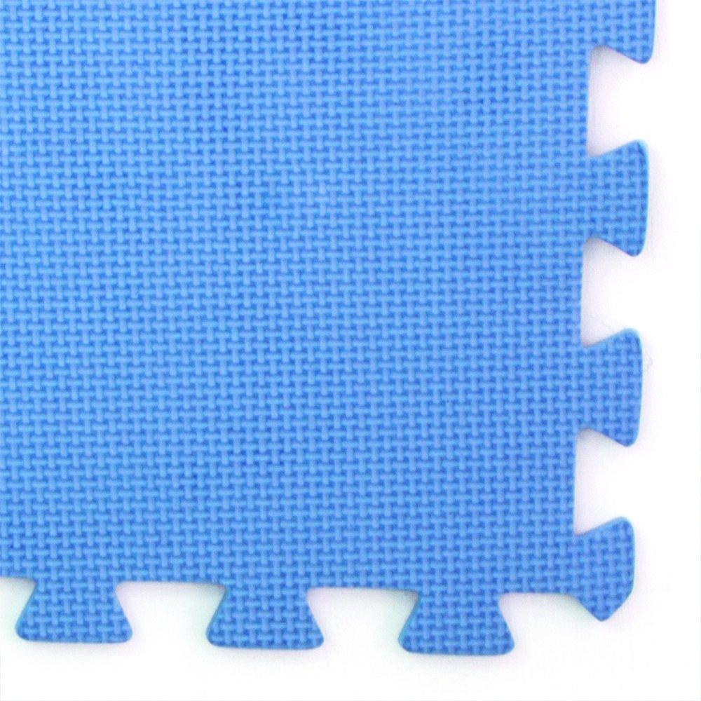 Tapiz protector de suelo para piscinas - Color azul ...