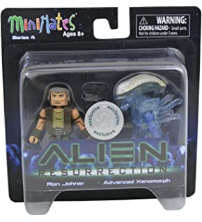 Amazon.com: Minimates Aliens Toys R Us Wave 4 Annalee ...