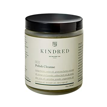 Kindred Skincare Co Polish Cleanse, 2 oz