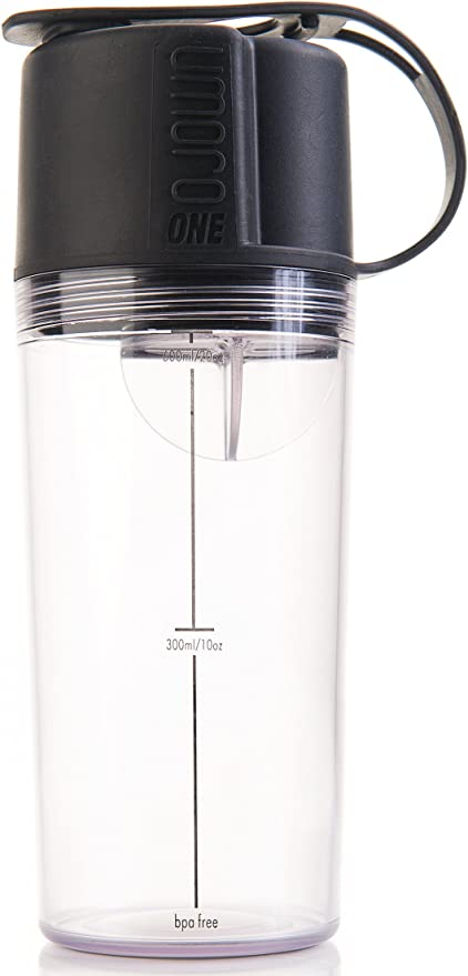 Umoro V3: The 3 in 1 BPA-Free Protein Shaker Water Bottle