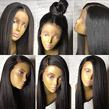 Thriving Hair 200% Density Straight 360 Lace
