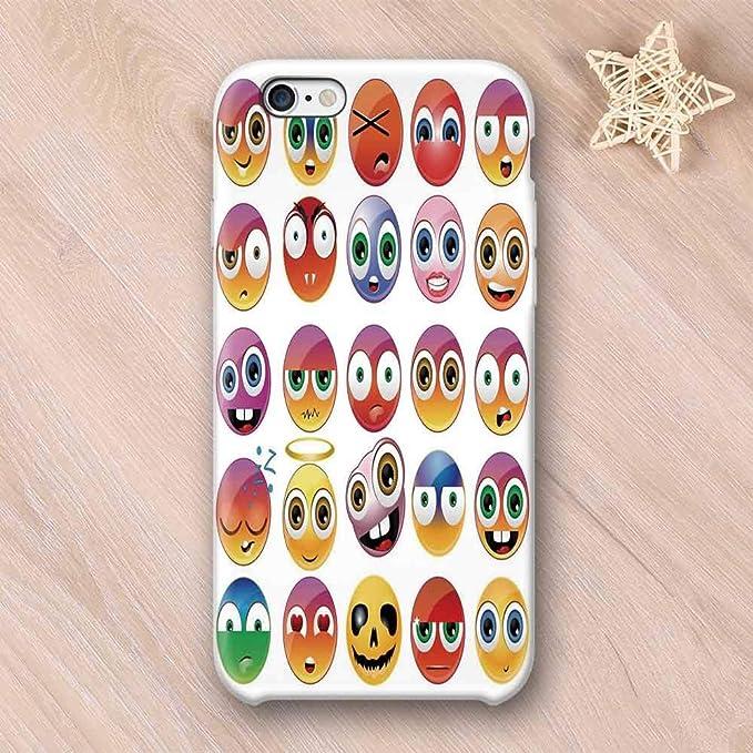 Emoji élégant Compatible Avec Iphone Case Dessin Animé