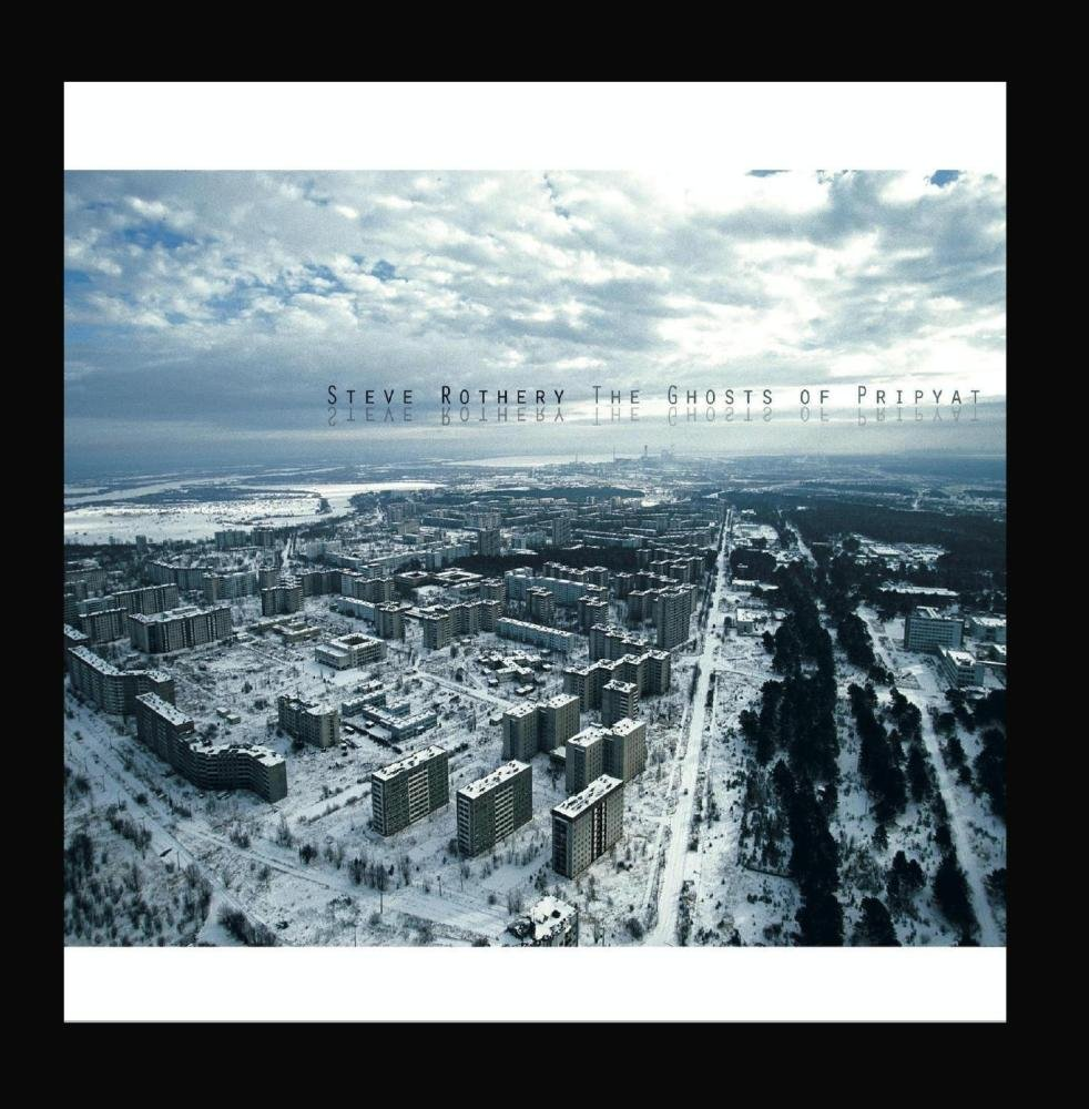 Steve Rothery The Ghosts Of Pripyat Amazon Music