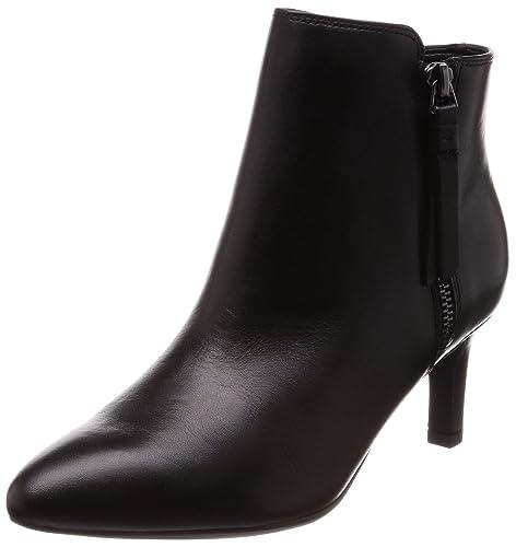 Blossom Calla Botines Clarks De Zapatos Caño Amazon Mujer f8wTTZx