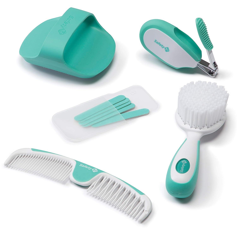 Safety 1st Nursery Care Health & Grooming Kit, Pyramids Aqua, One Size