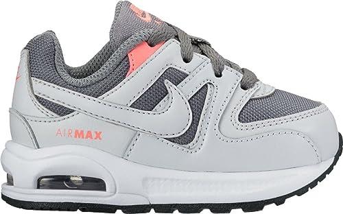 Zapatillas para niï¿œo, color gris , marca NIKE, modelo Zapatillas Para Niï¿œo NIKE AIR MAX COMMAND FLEX Gris: Amazon.es: Zapatos y complementos