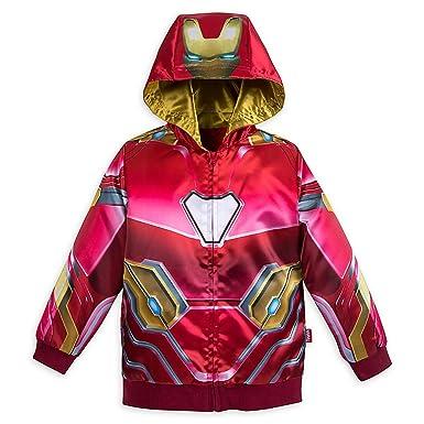 Marvel Iron Man Hooded Jacket For Kids - Avengers: Infinity War