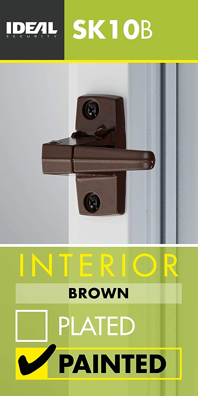 Brown SK1994B Pull Handle Set Ideal Security Inc