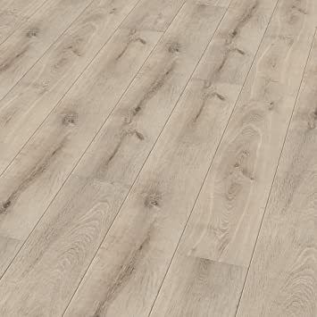 Elesgo Super Gloss Laminate Floor Satin Oak Made In Germany