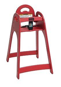 Koala Kare KB105-03 Designer High Chair Red