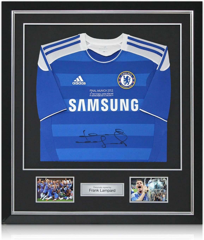 exclusivememorabilia.com Frank Lampard del Chelsea Firmado ...