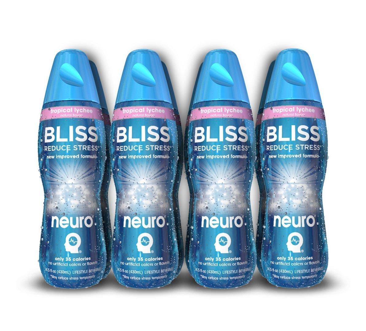 Neuro Bliss Nutritional Supplement Drink White Raspberry: Neuro Bliss