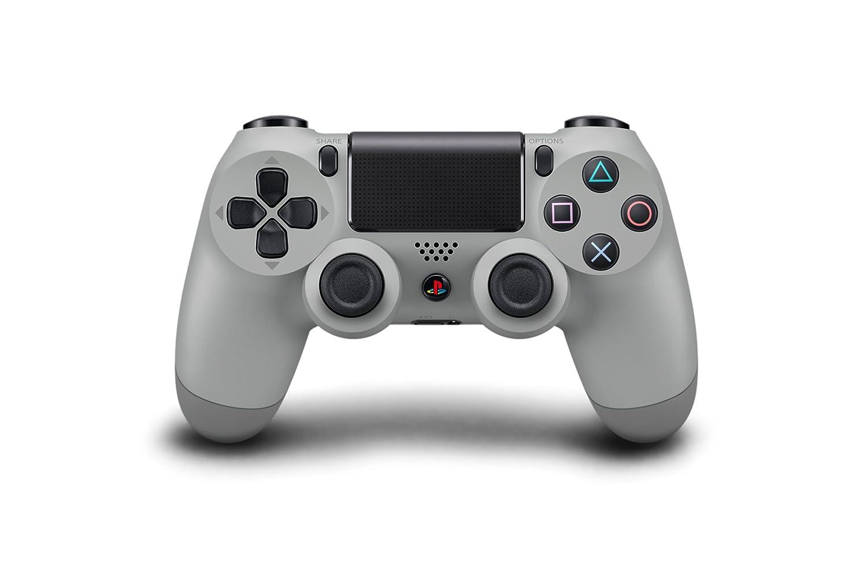 PlayStation 4 - DualShock 4 Wireless Controller 20th Anniversary Edition,  grau: Amazon.de: Games