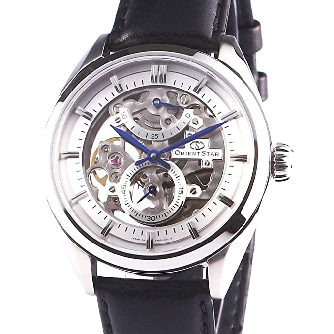 Amazon.com: Orient Star Skeleton SDX00002W0 Mens Watch by OrientStar: Watches