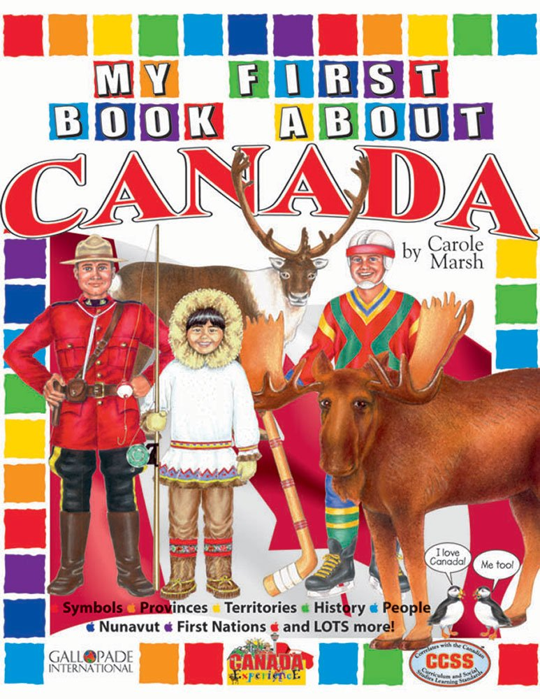 Read Online My First Book About Canada (Canada Experience) pdf epub