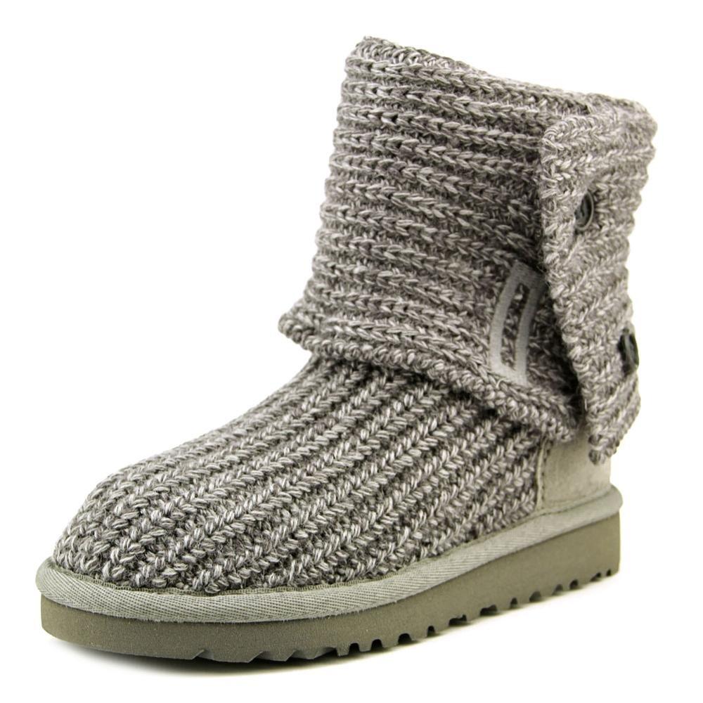 UGG Australia Classic Cardy Grey 10 Kids Boots