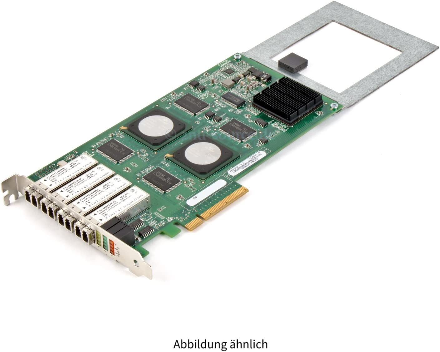 455088-001 HP HBA QLE2464 PCIe 4PORT FC-4G
