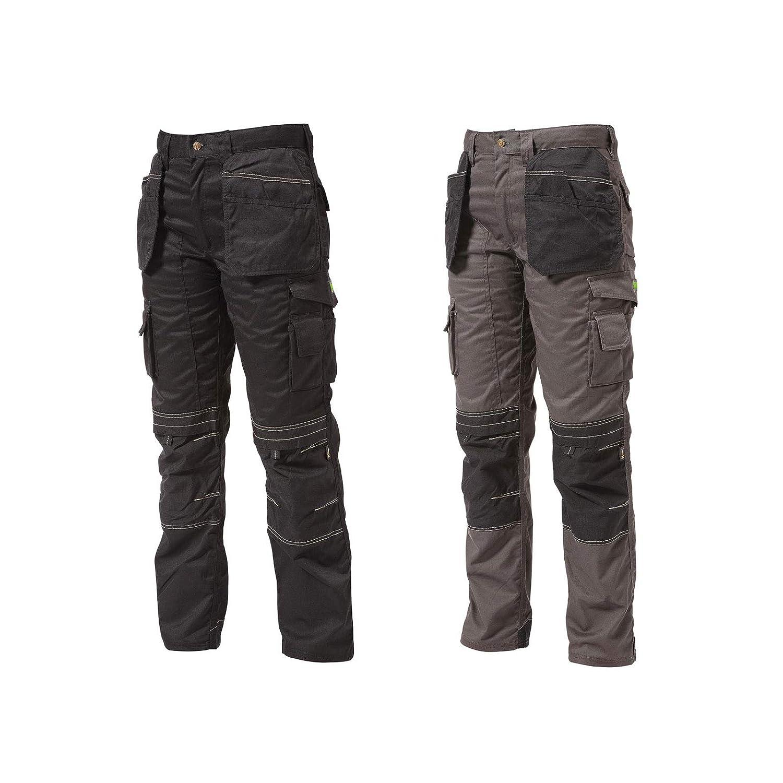 color negro Apache Holster tama/ño 34 de cintura Pistolera para hombre 33 de pierna