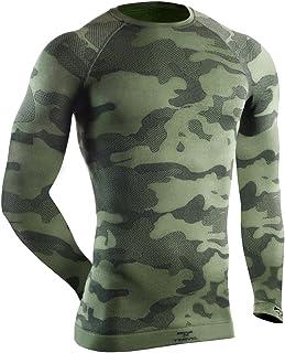 Tervel Optiline Tactical Camicia Manica Lunga Military / Grigio