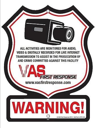 Amazon.com: VAS First Response Video   Alarma   Shoplifter ...