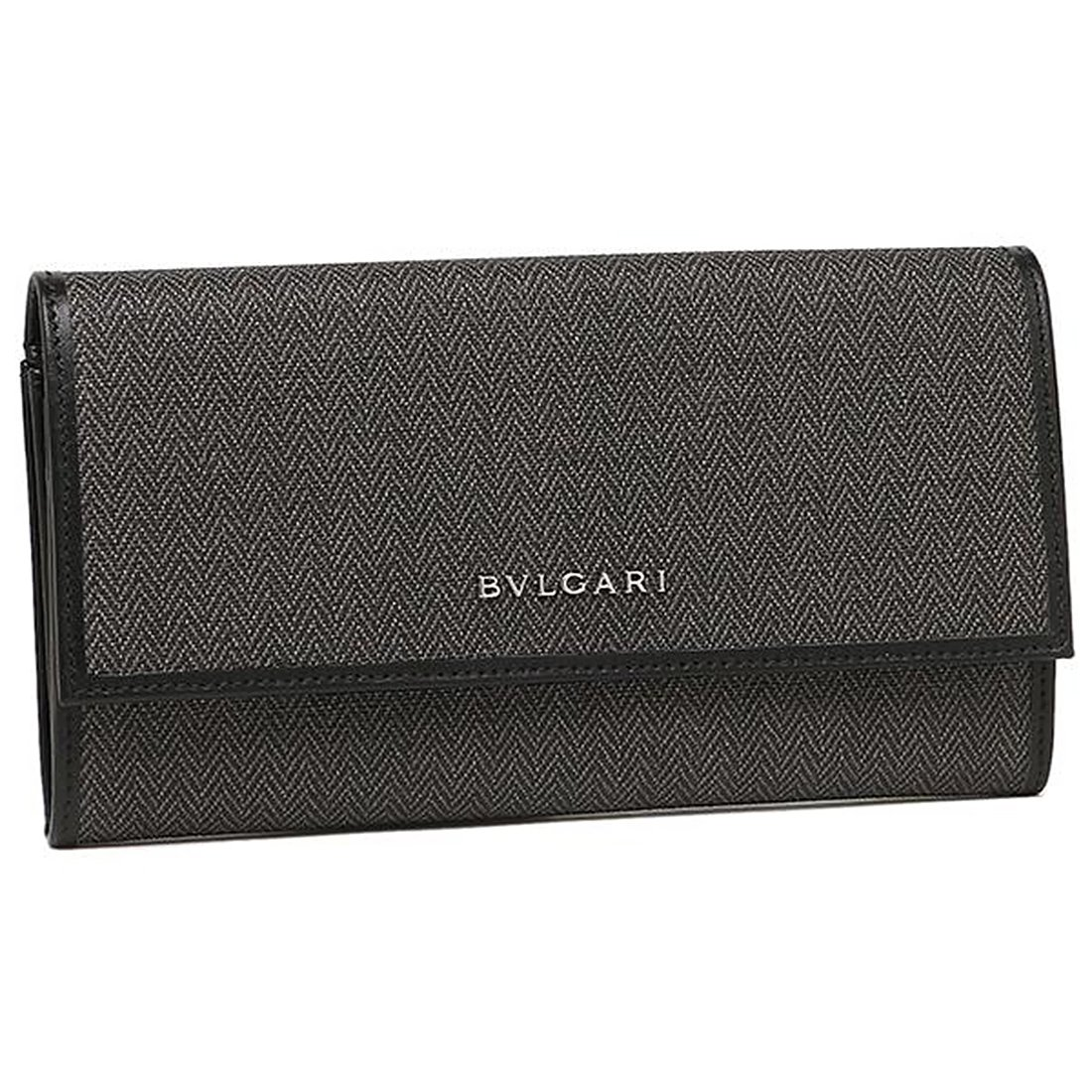 243e82f8acd6 Amazon   [ブルガリ] 長財布 レディース BVLGARI 32585 WEEKEND ブラック [並行輸入品]   財布