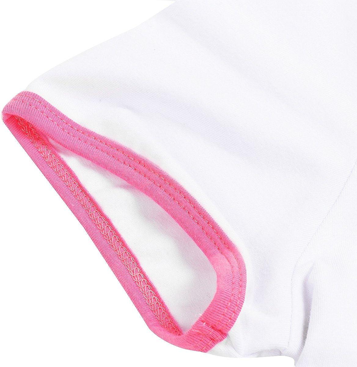 Agoky Femme Body T-Shirt Couches Amateur ABDL Combinaison /à Manche Courte Barboteuse Justaucorps Lingerie de Nuit Bodysuit Nuisette Babydoll Cosplay Costume