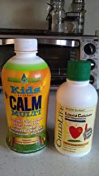 another thing that helps is mixing the kids calm with vanilla kefir it almost tastes like an orange smoothie calm casa kids
