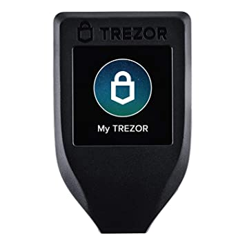 Trezor Model T - Cryptocurrency Hardware Wallet  Next Generation Universal  Vault for Digital Assets  Store & Encrypt Cryptocurrencies, Passwords with
