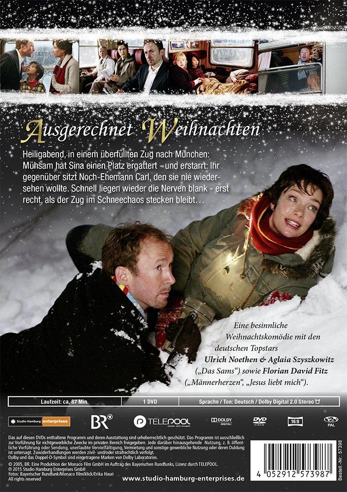 Ausgerechnet Weihnachten: Amazon.de: Aglaia Szyszkowitz, Ulrich ...