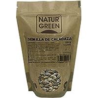 ijsalut - calabaza semillas bio 250gr natur-green 250grs