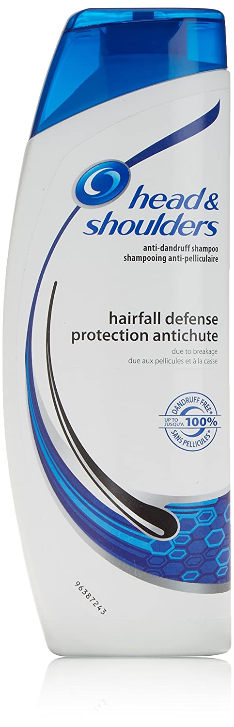 Head & Shoulders Anticaída Prevención Champú - 400 ml