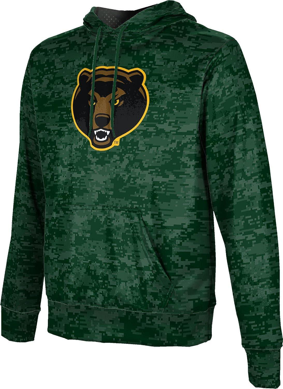 ProSphere Baylor University Mens Pullover Hoodie Digi Camo School Spirit Sweatshirt