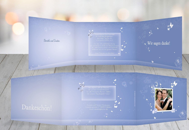 Kartenparadies Danksagung für Hochzeitsgeschenke Hochzeit Danke Dream, hochwertige Danksagungskarte Hochzeitsglückwünsche inklusive Umschläge   20 Karten - (Format  148x105 mm) Farbe  LilaFlieder B01MR8K3KV | Produktqualität  | Münche