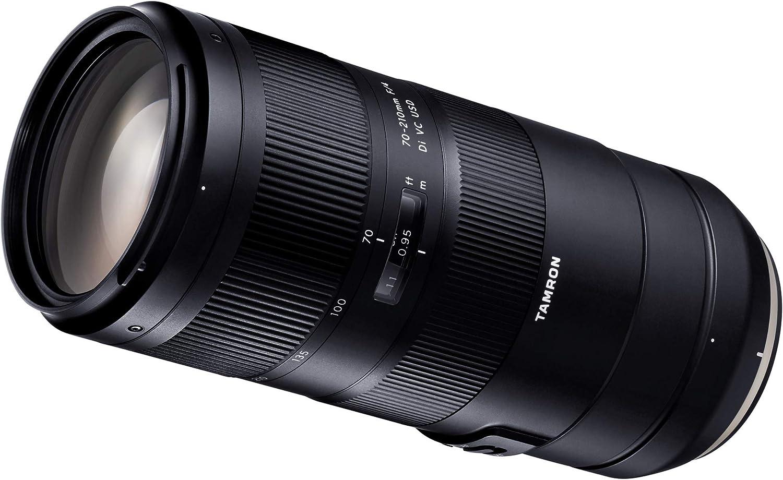 TAMRON 70-210mm F/4 Di VC USD (Model A034) for Canon