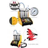 AUTOOL MINI CT-150 Automotive 4 Cylinder Ultrasonic Wave Injector Cleaner and Tester Support Motorcycle CT150 Automotive…