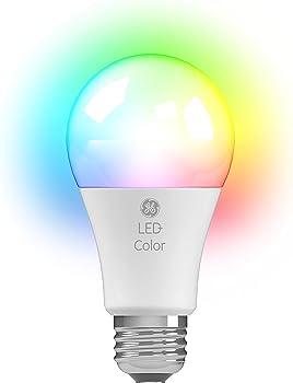 GE Lighting Color Changing Light Bulb
