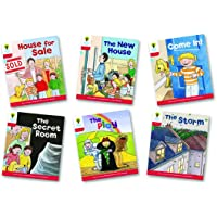 Oxford Reading Tree Biff, Chip and Kipper Level 4 Stories Pack of 6