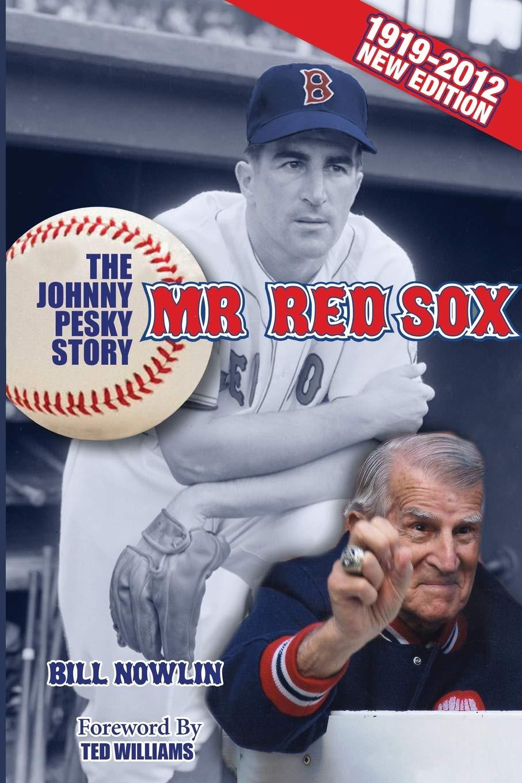 Download Mr. Red Sox: The Johnny Pesky Story pdf epub