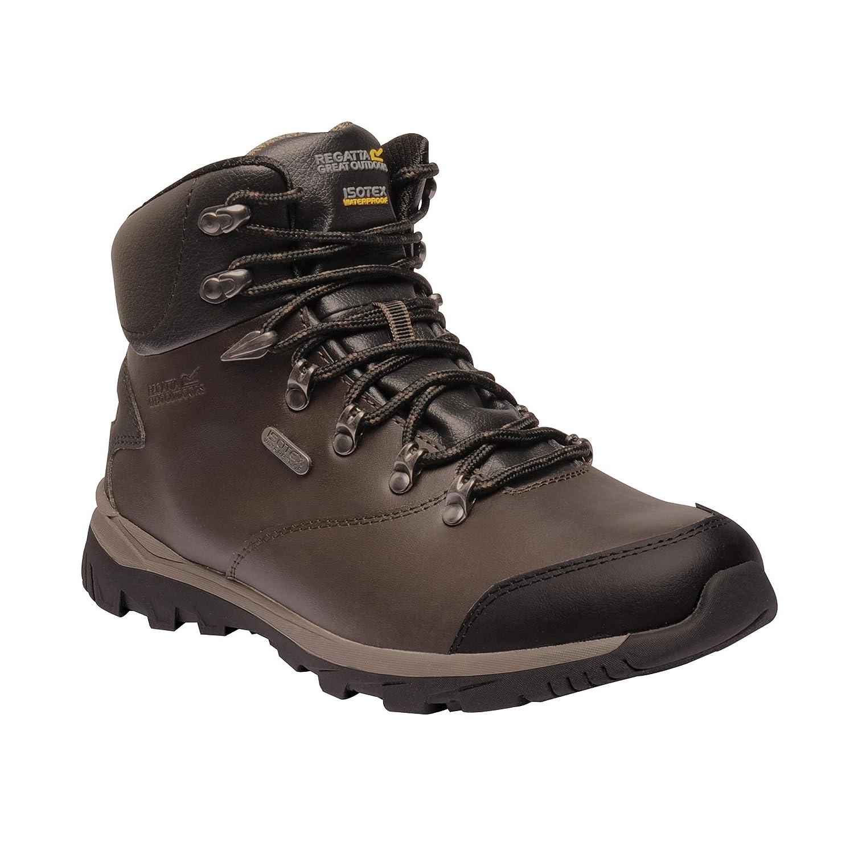 (Peat Treetop 1g7) 39 EU REGV7  Regatta Kota cuir Mid imperméable Hiking démarrage, Chaussures de Randonnée Hautes Homme