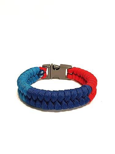 BMW collectible fabric wristband bracelet pass