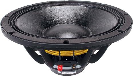 8 Ohms B/&C 12NW76 Speaker 1000W 12 12