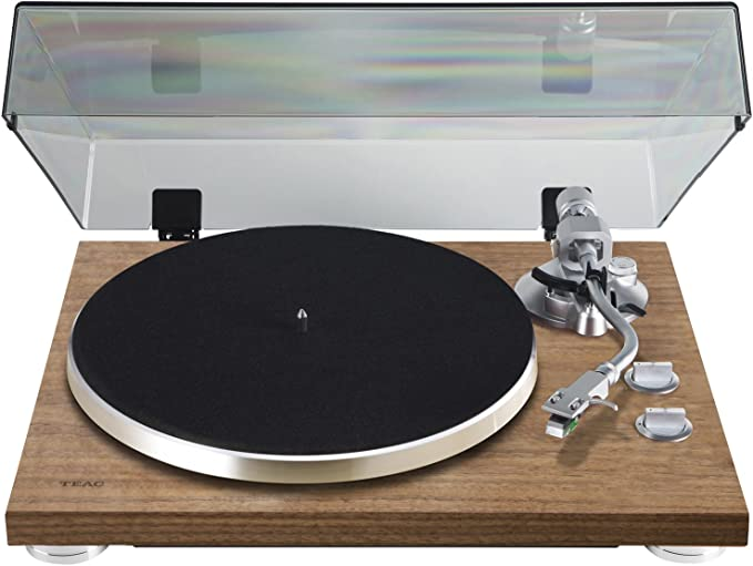Amazon.com: TEAC – tn-400s Turntable (Nogal): Electronics