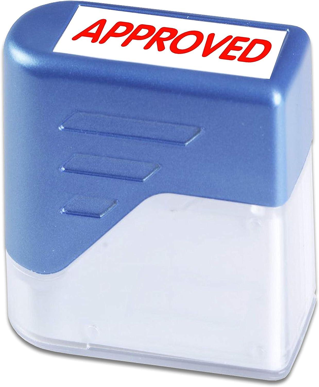 APPROVED Kit auto encreur pour tampons encreurs Office Business approuv/é