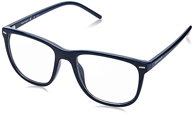 4bc89805354 Image Unavailable. Image not available for. Colour  Fastrack Full Rim  Wayfarer Men s Spectacle Frame ...