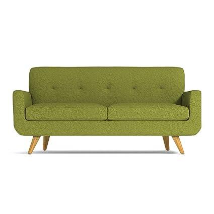 Amazon.com: Lawson Apartment Size Sofa, Green Apple, 59\