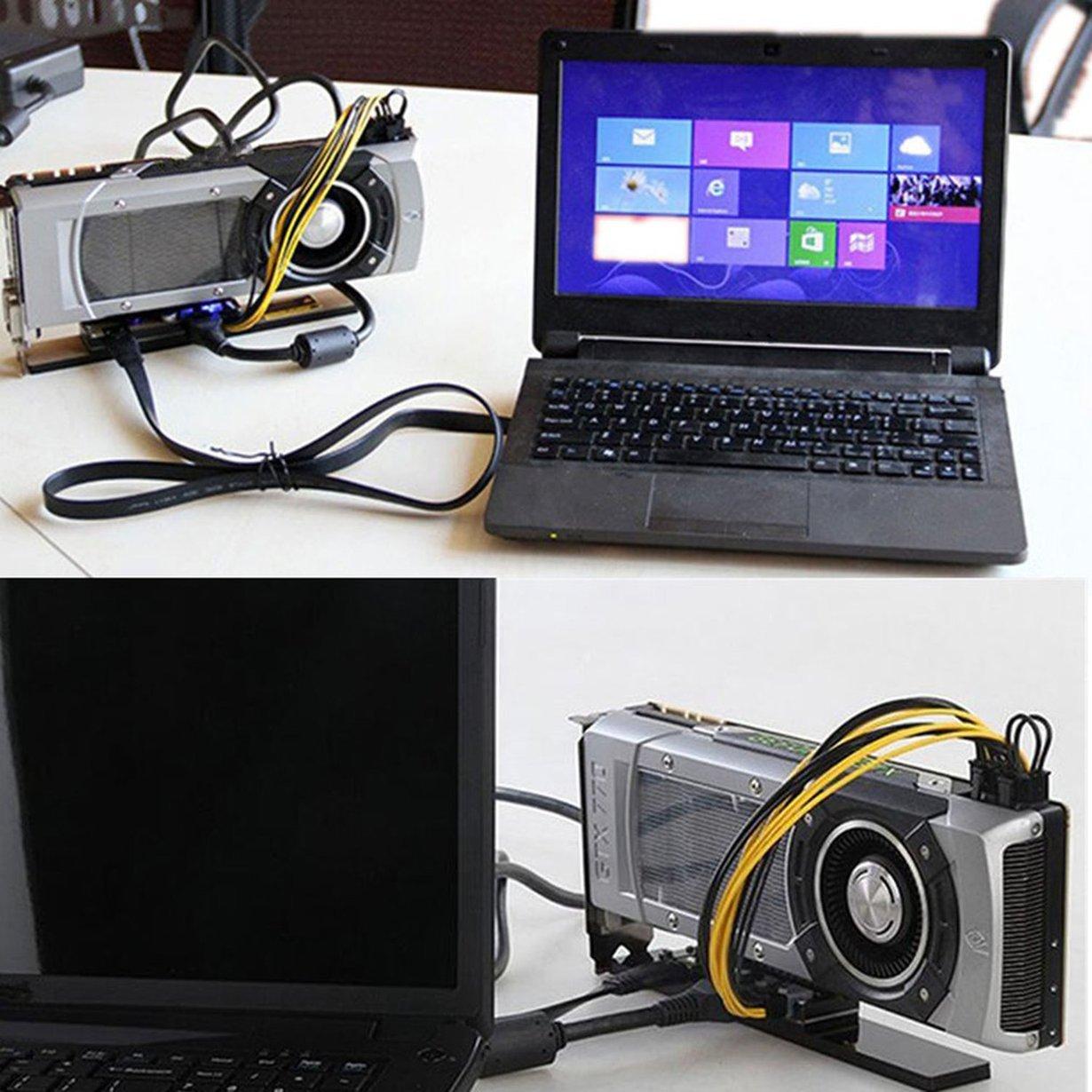 Uniqueheart V8.0 EXP GDC Beast Laptop Tarjeta de Video ...
